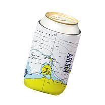 Altered Latitudes Aruba Chart Standard Beverage Cooler