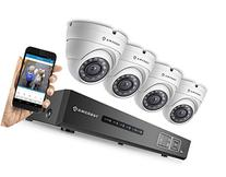 Amcrest ProHD 720P 4CH Video Security System - Four 1.0-