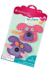 American Girl Crafts Sew and Shares, Dogs