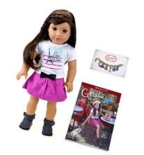 American Girl Grace - Grace Doll and Paperback Book -