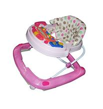AmorosO Walker with Music Tray, Pink