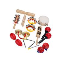 Andoer Percussion Set Kids Children Toddlers Music