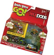 Angry Birds Go Telepods Street, Snow, Go! Pack Exclusive