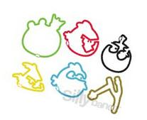 Angry Birds Silly Bandz 24-Pack...These Are Officially