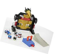 Angry Birds Transformers Jenga Optimus Prime Attack Game By