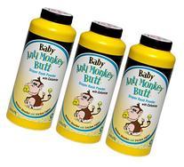 Anti Monkey Butt Diaper Rash Powder, 6 Ounce