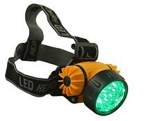 17 Watt LED High Intensity Green Light Headlamp