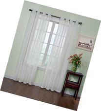Arm and Hammer Curtain Fresh Odor Neutralizing Sheer Curtain