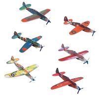 Assorted Styles Styrofoam Flying Gliders
