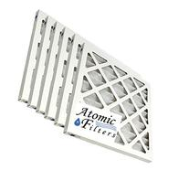 Atomic 20x20x1 Merv 8 Pleated Ac Furnace Filter - 6 Pack