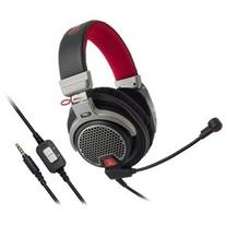 Audio-Technica ATH-PDG1 Premium Gaming Headset - Stereo -