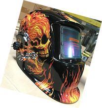 XDH Auto Darkening Solar Powered Welders Welding Helmet Mask