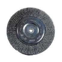 "Avanti-Pro 8"" Wire Wheel Coarse 5/8 in Arbor Ideal for Wood"