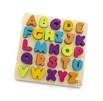 B. toys by Battat - Alpha B. Tical - Alphabet Block Puzzle