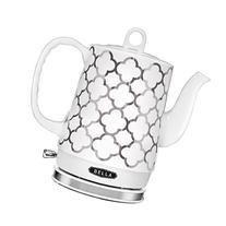 BELLA  1.2 Liter Electric Ceramic Tea Kettle with Detachable