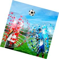 BLUE Body Zorb Ball Bumper Inflatable Human Ball Soccer