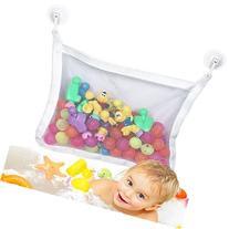 Baby Bath Toy Organizer - Bathtub Toys Storage with Extra