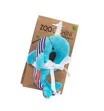 Baby Buddy Rattle - Whale/Blue