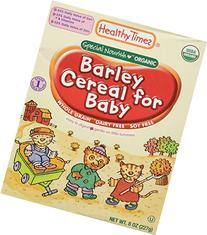 Baby Cereal Barley  Healthy Times Brand: Healthy Times Baby