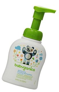 BabyGanics - Hand Sanitizer Foaming Alcohol Free Fragrance