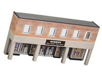 Bachmann Scene Scapes False Front Resin Building - Hobby
