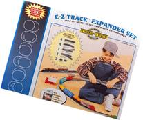 Bachmann Trains Snap-Fit E-Z Track Nickel Silver Layout
