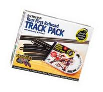 Bachmann Trains Snap - Fit E - Z Track Steel Alloy World's