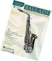 Ballads: Play-Along Solos for Alto Sax