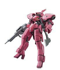 """Bandai Hobby HG Graze Custom II Ryusei-Go """"Gundam IBO"""""""