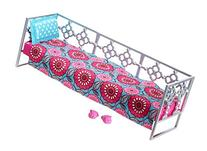 Barbie Daybed Story Starter Slumber Party Playset