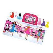 Barbie Dress Up Magnetic Activity Fun