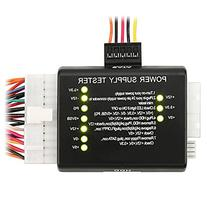 BasAcc - 20 / 24-pin Power Supply Tester for ATX / SATA /
