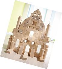 HABA Basic Building Blocks 102 Piece Extra Large Wooden