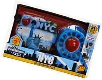Basic Fun NY ViewMaster Statue of Liberty Gift Set: Famous