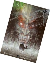 Batman: Arkham Asylum - A Serious House on Serious Earth,