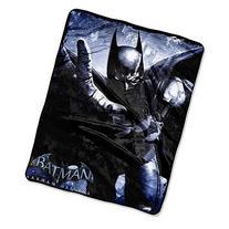 """Batman """"Arkham Jump"""" 40"""" x 50"""" Silk Touch Throw"""