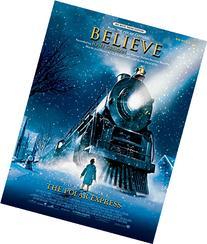 Believe : Big Note Piano, Sheet