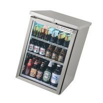 Beverage Air BB36G-1-S-27 Standard Depth Glass Door Back Bar