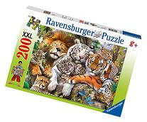 Big Cat Nap Jigsaw Puzzle, 200-Piece