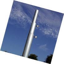 Birds Choice 12' Heavy Duty Telescoping Purple Martin Pole