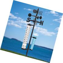 Bits and Pieces - Garden Thermometer and Weather Station-