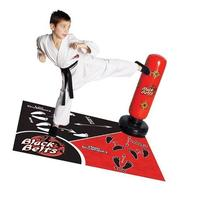 Black Belts Karate Home Studio VHS