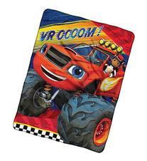 Blaze and the Monster Machines Plush Throw