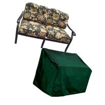 """Bosmere C618 Love Seat Cover, 64"""" Long x 34"""" Wide x 34"""" High"""