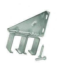 Box Rail Double Bracket