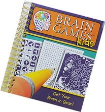 Brain Games Kids, Grade 4, Get Your Brains In Gear