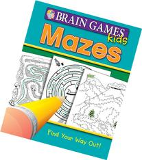 Brain Games for Kids: Mazes