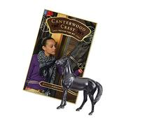Breyer Canterwood Crest: Behind The Bit Black Jack Stick