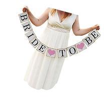 Bride to Be Wedding Banner Bride Garland Wedding Sign Photo