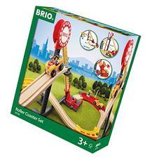 BRIO Roller Coaster Set Train